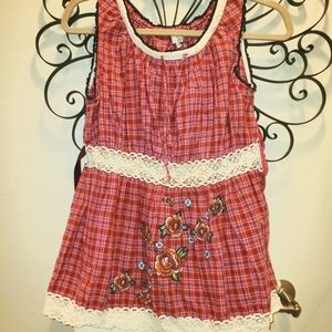 Odd Molly Anthropologie  top